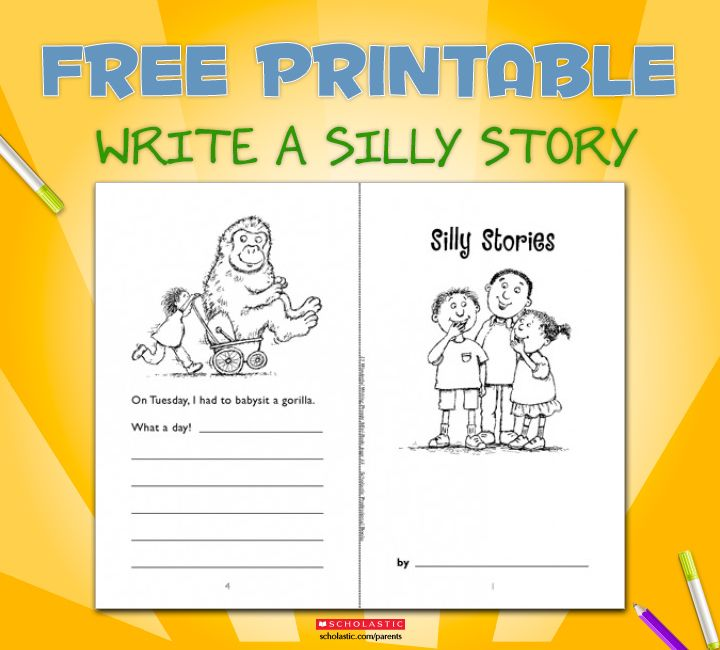 writing stories for kids How to write a children's story writing a children's story requires a vivid imagination and the ability to put yourself in the mind of a child you may need to write.