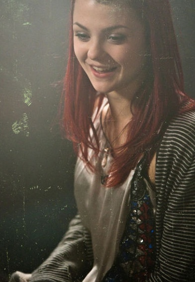 My favorite pic of Kathryn Prescott