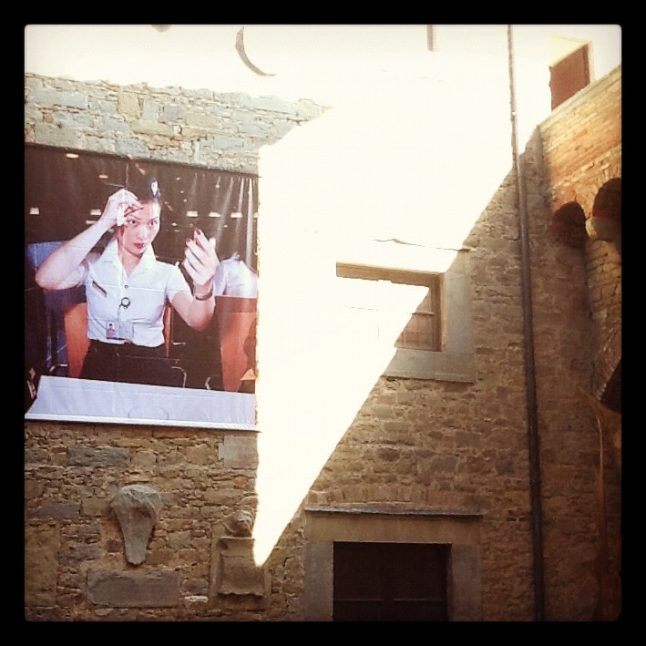 Brian Finke at Palazzo Casali in Cortona- Flight Attendants #onthemove12