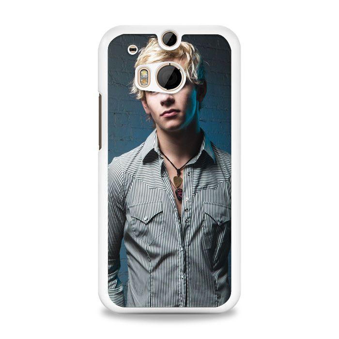 Ross Lynch R5 Band HTC One M8 Case | yukitacase.com