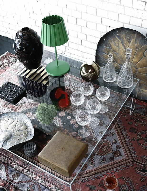 Theory of Evolution. Elle Decoration UK.  Concept & Styling Suzanne Stankus.  Photography Beppe Brancato.