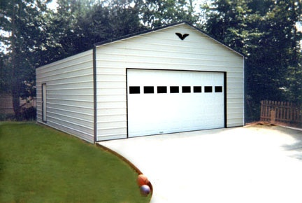 steel garages kits prices