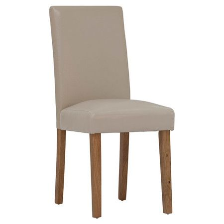 Deena Dining Chair in Ivory