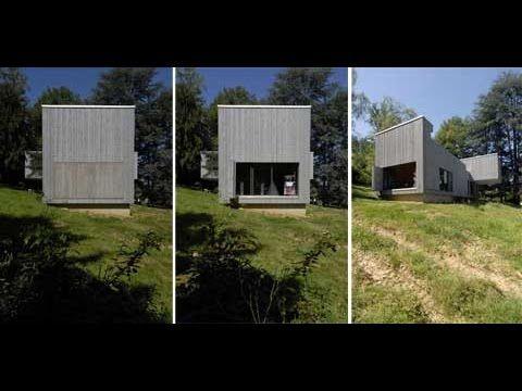 Prefab House S box-shaped