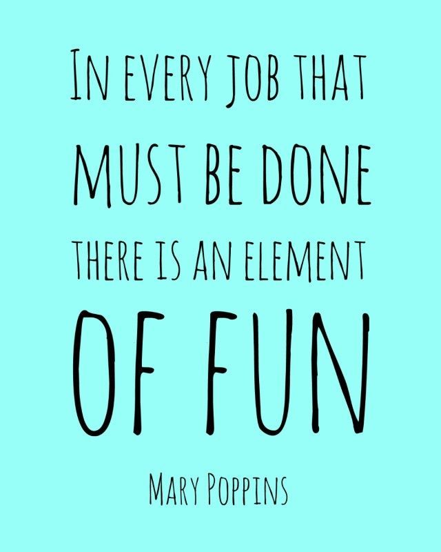 Good Work Done Quotes: 25+ Best Mary Poppins Quotes On Pinterest