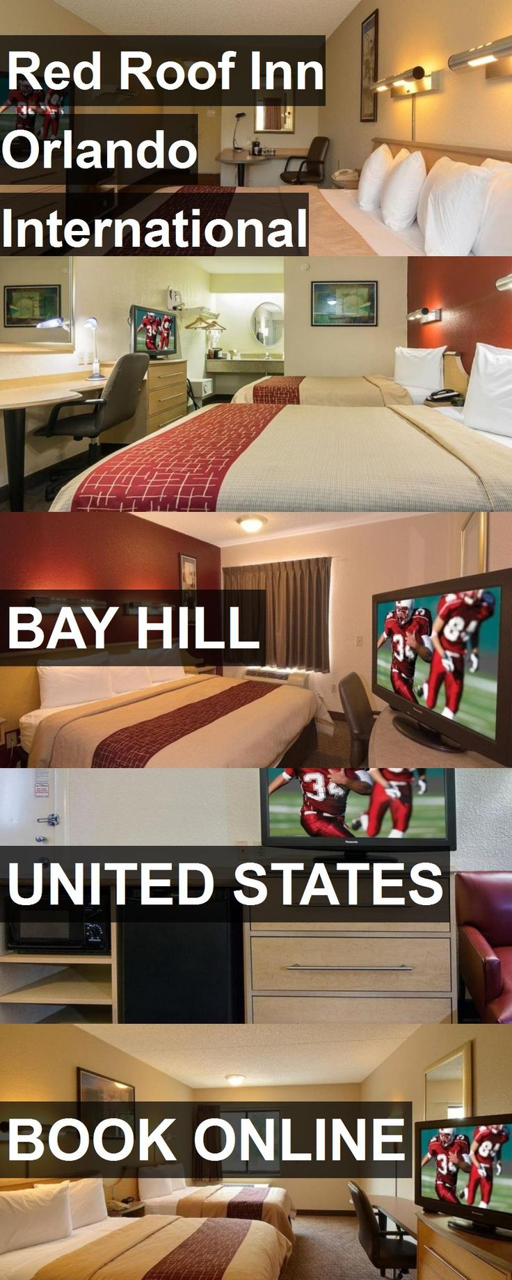 Hotel Red Roof Inn Orlando International Drive/Convention