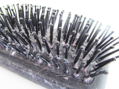 A Typical English Home: How To Clean Hair Brushes and Combs
