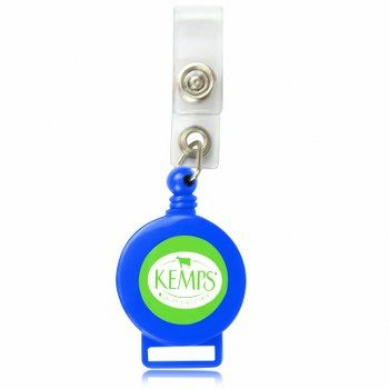 The right location combined with the right promotional item like the Round Retractable Badge Reel Lanyard will amplify your company's promotional message. With features like retractable reel, metal hook, swivel alligator clip and uses like holding badges, holding ID cards, it will impact your promotional campaign for the better. More Info: http://avonpromo.com/round-retractable-badge-reel-lanyard-p-414.html