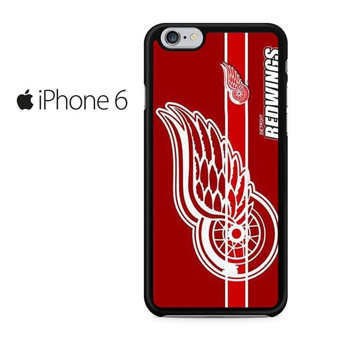 Detroit Red Wings Nhl Logo Iphone 6 Iphone 6S Case