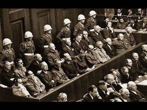 The Nuremberg Trials: Brief Overview of Defendants & Verdicts