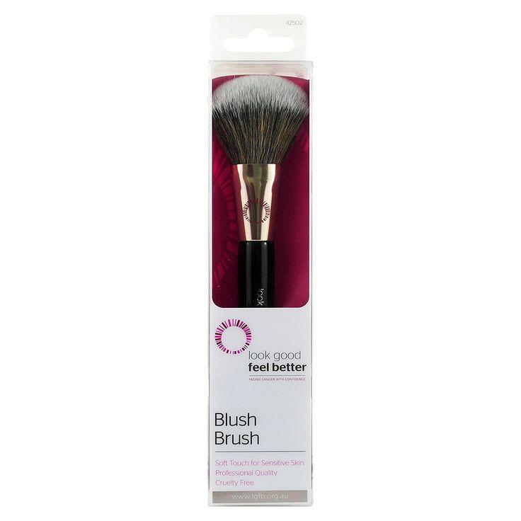 Look Good Feel Better Blush Brush 1 ea