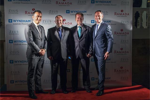 Ξεκίνησαν τη λειτουργία τους τα 2 νέα ξενοδοχεία Wyndham & Ramada Loutraki Poseidon Resorts