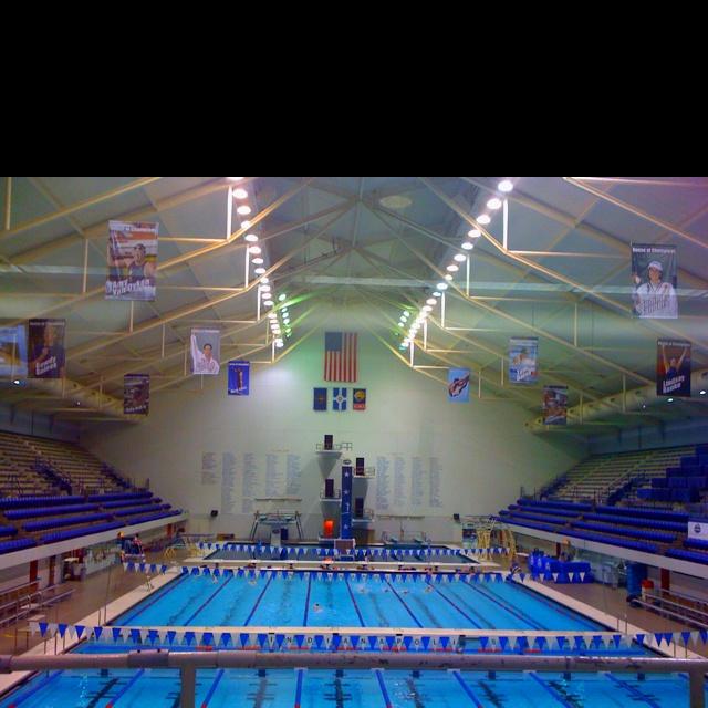 IU natatorium!