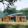 The Nest home is a solar-powered prefab made from recycled shipping containers The Nest Home Solar Decathlon – Inhabitat - Green Design, Innovation, Architecture, Green Building