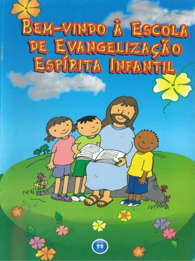 Aula Inaugural: Bem vindo a escola de evangelizacao infantil -Cartilh…
