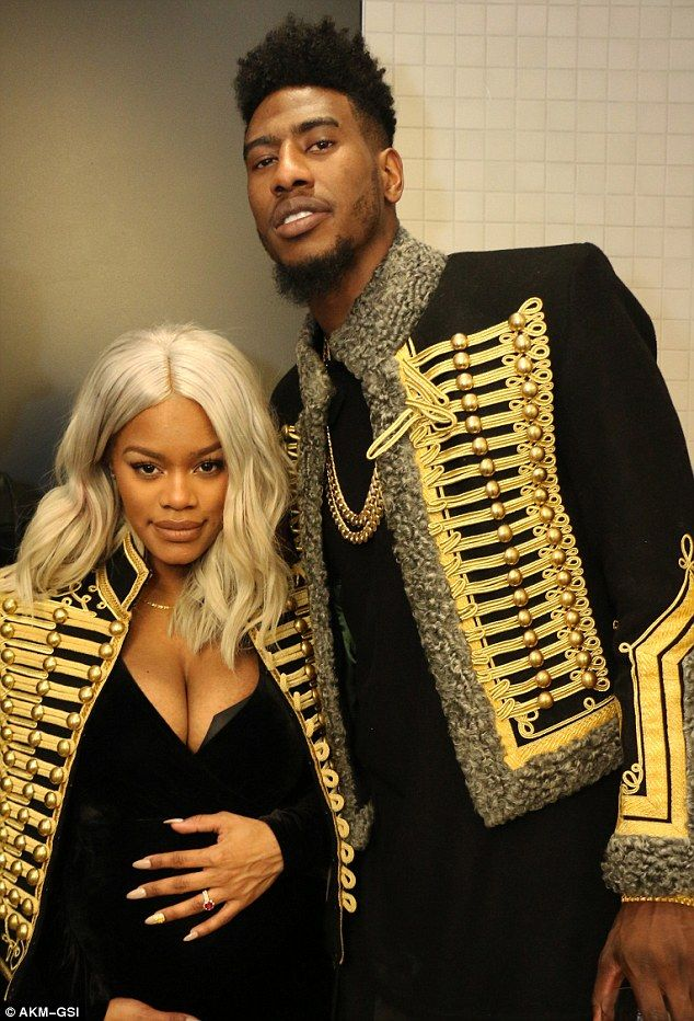 teyana taylor and iman relationship problems