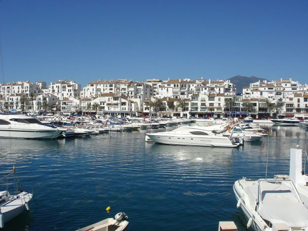 Puerto Banus by Marbella is beautiful: http://www.thinkingoftravel.com/interview-with-mi-ridell-about-marbella/