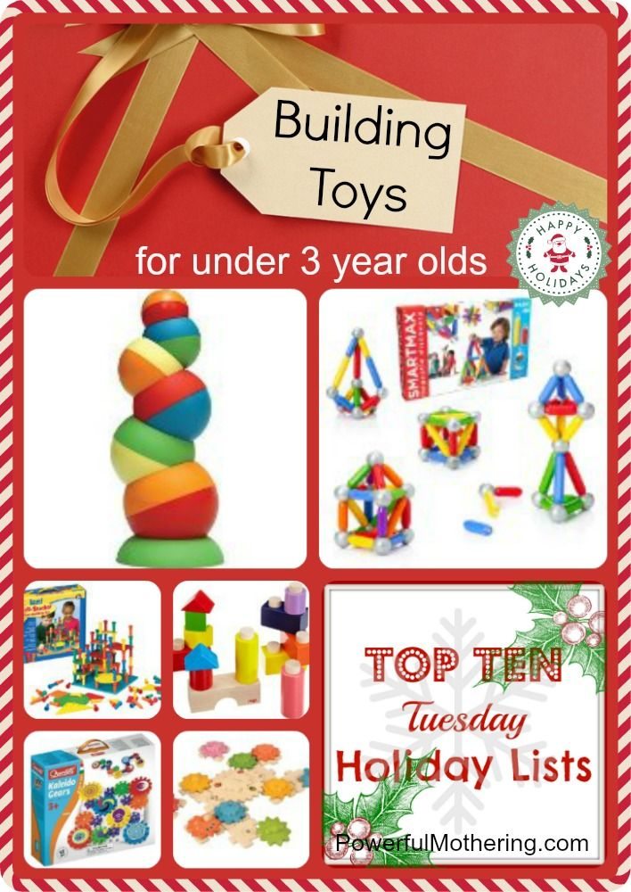 advertisement, continue below Building toys are great for developing motor skills and hand eye co-ordination. Take a look at these 10 rather popular and ...