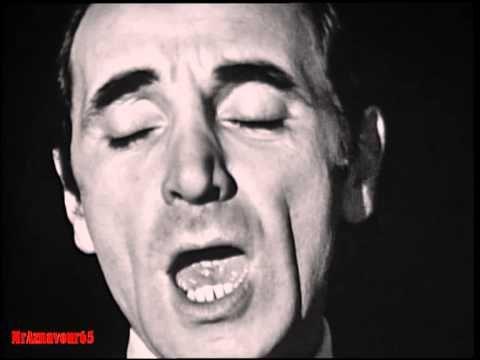 Charles Aznavour - La Mama - YouTube