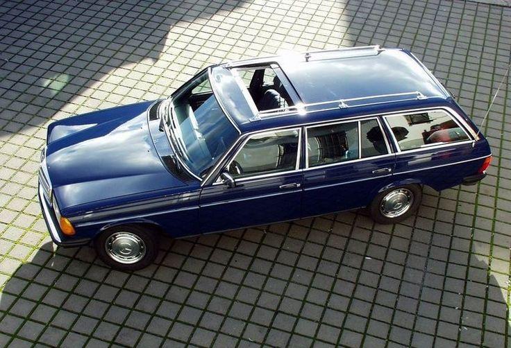 Jubiläum: 40 Jahre Mercedes-Benz Baureihe 123