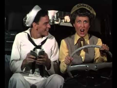 On The Town (1949) - Come Up to My Place - Betty Garrett and Frank Sinatra.  Sinatra does comedy too!
