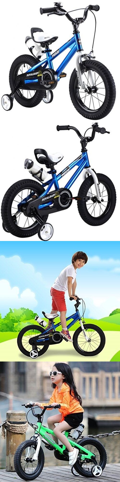 Training Wheels 177839: Boys And Girls Bmx Bike 16 Inch Sport Bicycle Adjustable Seat Sturdy Heavy Duty BUY IT NOW ONLY: $128.98