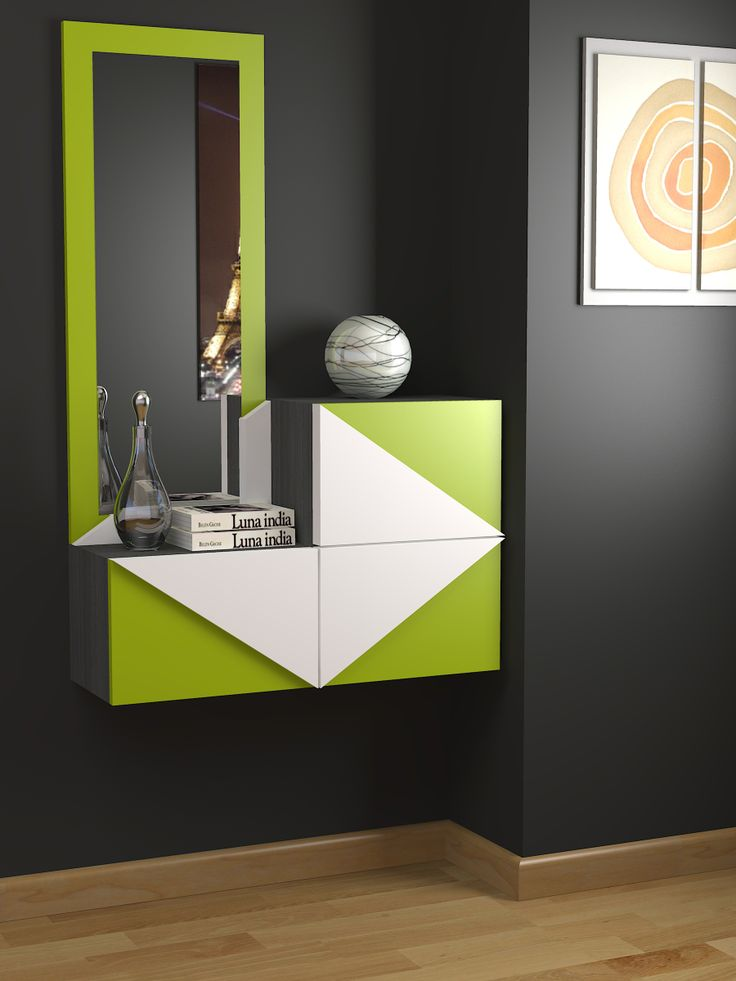 25 best ideas about mueble recibidor moderno on pinterest - Muebles para recibidores ...