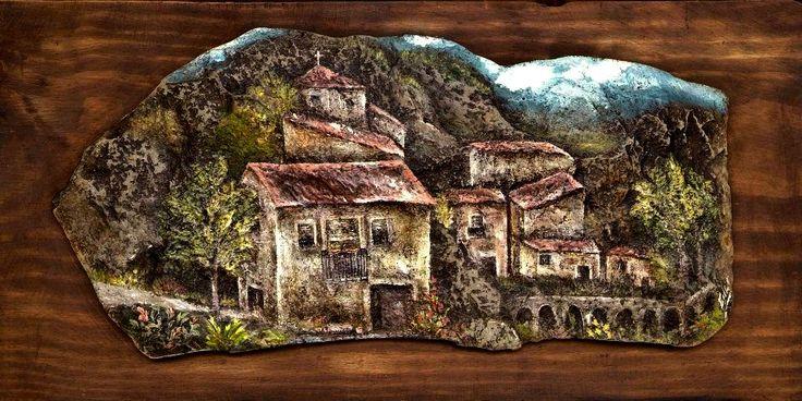 Caserío Diseño Original en Piedra