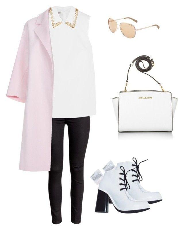 """Без названия #8"" by prosvetovajane ❤ liked on Polyvore featuring Opening Ceremony, Michael Kors, Miu Miu and Paul Smith"