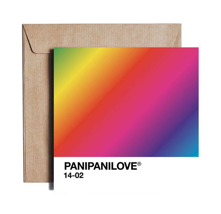 PIESKOT Kartka walentynkowa Panipanilove #ladnerzeczy #targirzeczyladnych #ladnerzeczydziejasiewinternecie #polishdesign #design