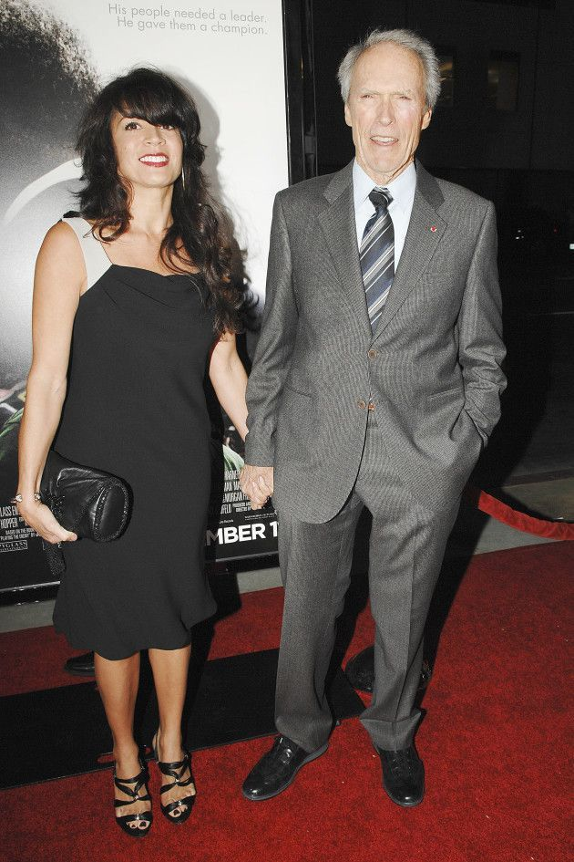 Clint Eastwood and Wife: Separated!