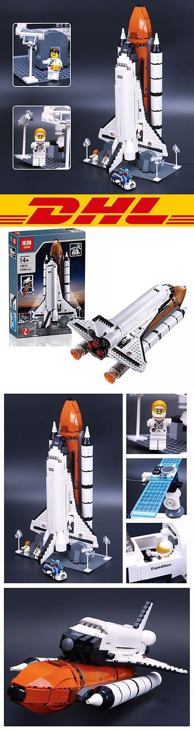 Other Building Toys 19015: Shuttle Expedition Building Blocks Replica Lego 10231 - Dhl Delivery - No Box -> BUY IT NOW ONLY: $99.99 on eBay!