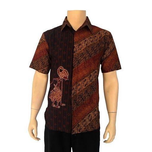 koleksi batik cap dalam motif batik tulis pria masakini yang modern dan sangat keren untuk seragam batik kantor maupun organisasi dan perusahaan