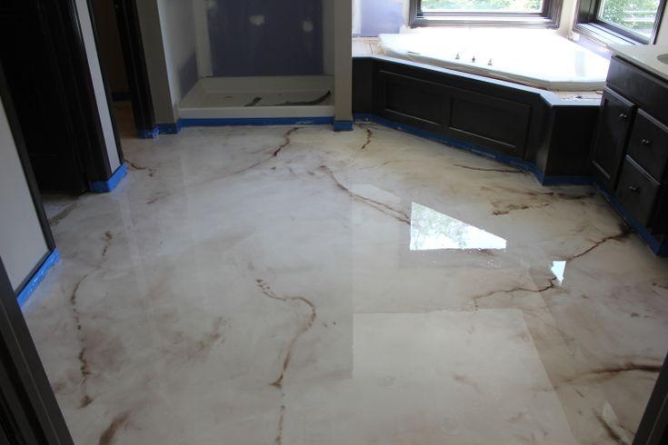 Reflector Enhnacer metallic epoxy floor