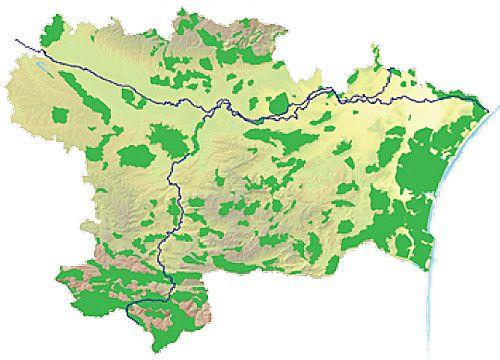224 sites naturels de l'inventaire naturaliste audois