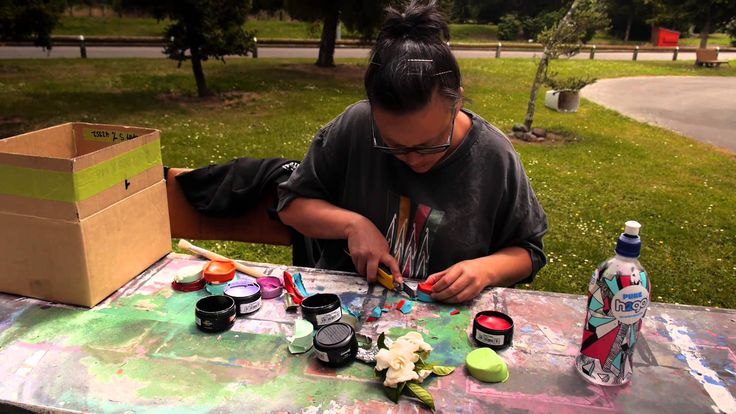 Five Māori Painters: Saffronn Te Ratana