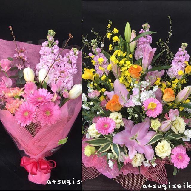 【atsugiseika】さんのInstagramをピンしています。 《おはようございます✨☀️ #2月7日 今日は#フナの日#北方領土の日#長野オリンピックメモリアルデー #2月7日生まれ の有名人は、#向井理 さん#加護ちゃん 他。どんなプレゼントをもらうのか興味が湧きますね💓✨💓✨💓✨ 2月7日の誕生花は #チューリップ #忘れな草 #梅 生まれの方おめでとうございます✨🎉💐🎁🎂 今日も1日笑顔沢山で良い1日をお過ごし下さい✨ picは昨日お届け #開店お祝い#フラワーアレンジメント#明るく#ボリューム良く#スタンダード#おまかせ#春の花 #花束#合格お祝い#桜#フラワーギフト#花#花が好き#花の好きな人と繋がりたい#厚木生花#厚木市#花屋#atsugiseika》