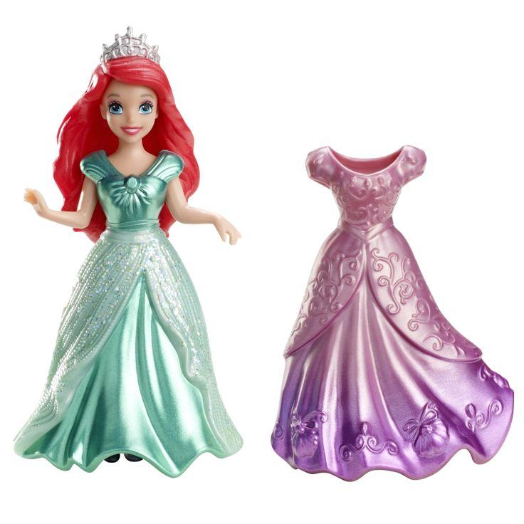 Ces doux moments: Les mini univers « Disney Princess », un monde féérique