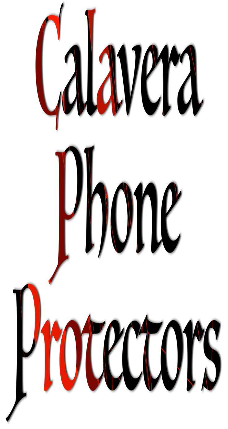 Calavera Phone Protectors