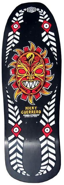 Nicky Guerrero, Mask, Powell & Peralta - Originally released...