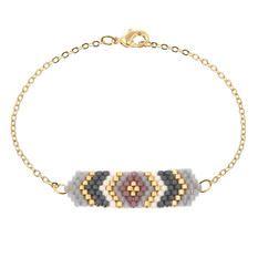 Lady- bracelet 2 kit-bijou - La Cabane à Perles