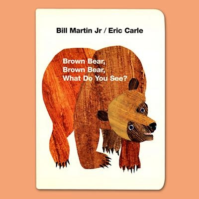 Kids' Books: Brown Bear, Brown Bear, What Do You See? by Bill Martin, Jr. in All Books