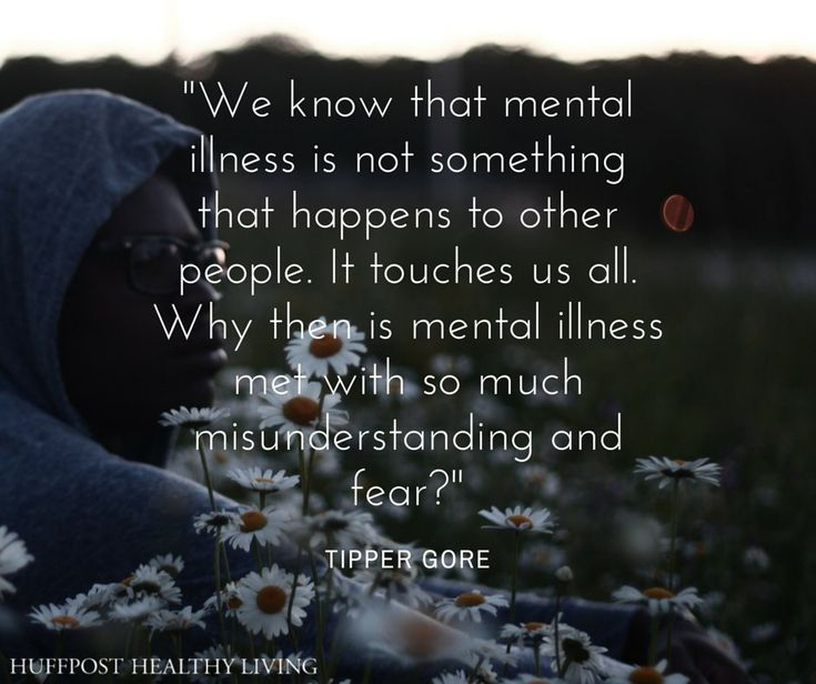 the misunderstanding of mental illness Mental illness has a large amount of stigma attached to it it is something that people who have experienced a mental illness often fight against people working in the field are also.