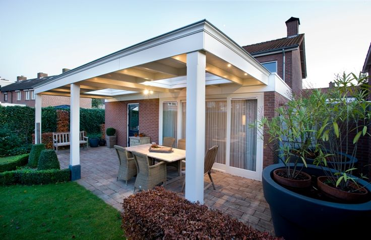 ... De Tuin On Pinterest Pergolas Met And Verandas Wallpaper on Pinterest