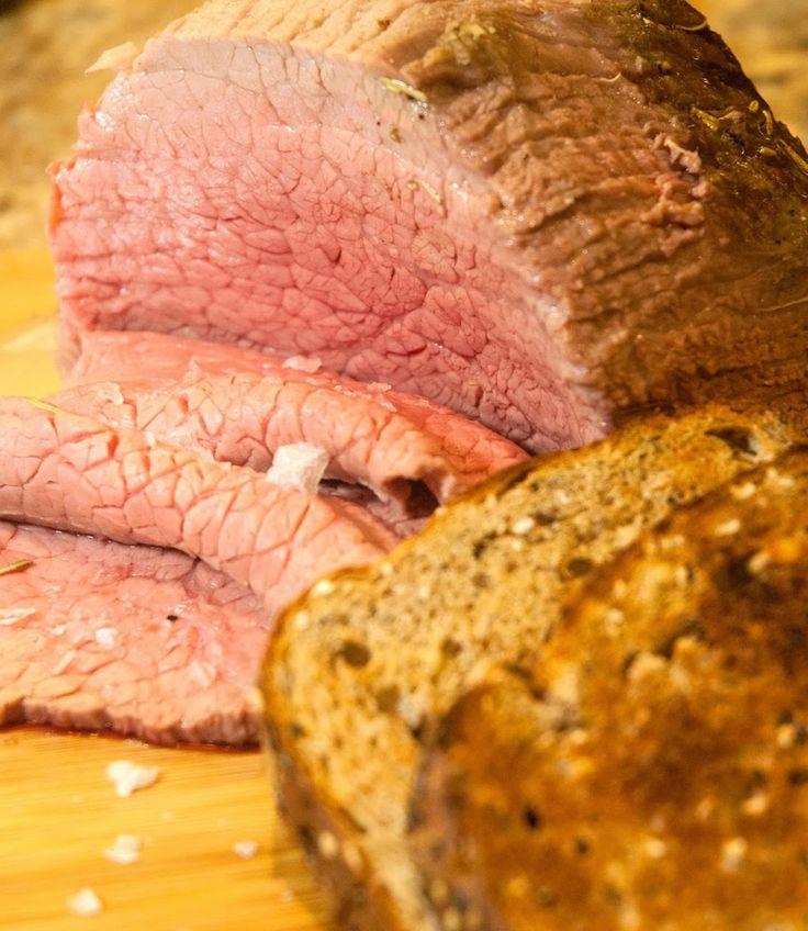 Beef Essentials: The Perfect Medium Rare Top Loin