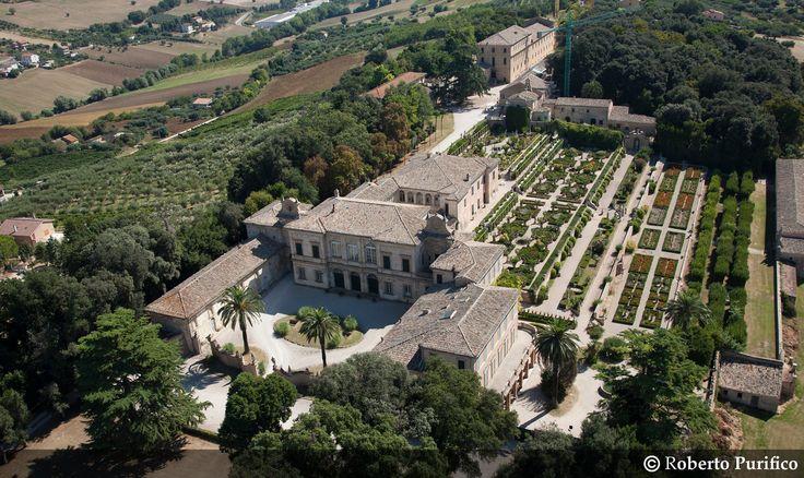 Villa Buonaccorsi a #PotenzaPicena