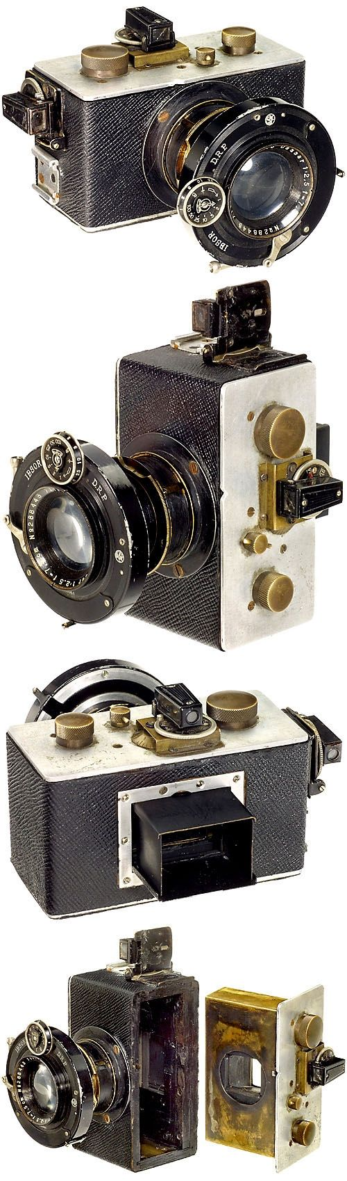 List of Early 35mm Cameras, from 1914 to 1932  pag.1
