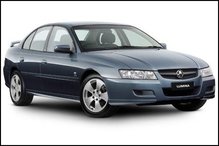 Holden Commodore Lumina