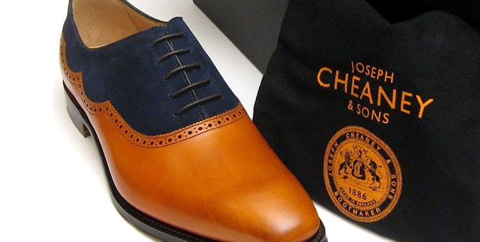 """These are right along the """"New Classic"""" trend! Classic with a twist! Joseph Cheaney  Sons Shoes: Summer 2014"""