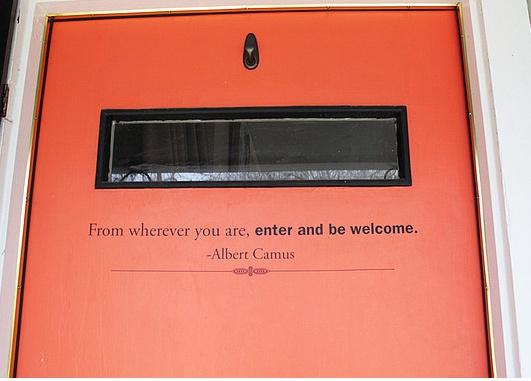 16 best Door Quotes images on Pinterest | Words, Chalkboard paint ...